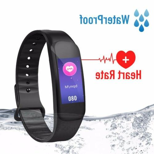 Sports Watch Fitness Sleep Blood Pressure