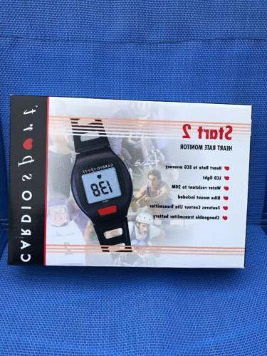 start 2 heart rate monitor by sports