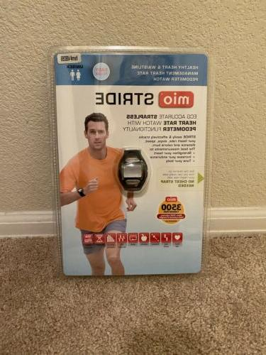stride heart rate monitor watch