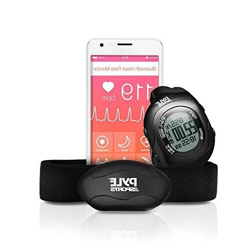 upgraded version fitness heart rate monitor