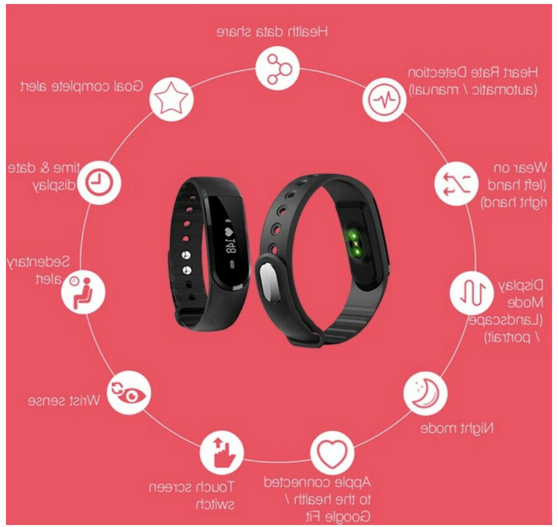 Veryfit app Rate Monitor Smart wristbands for