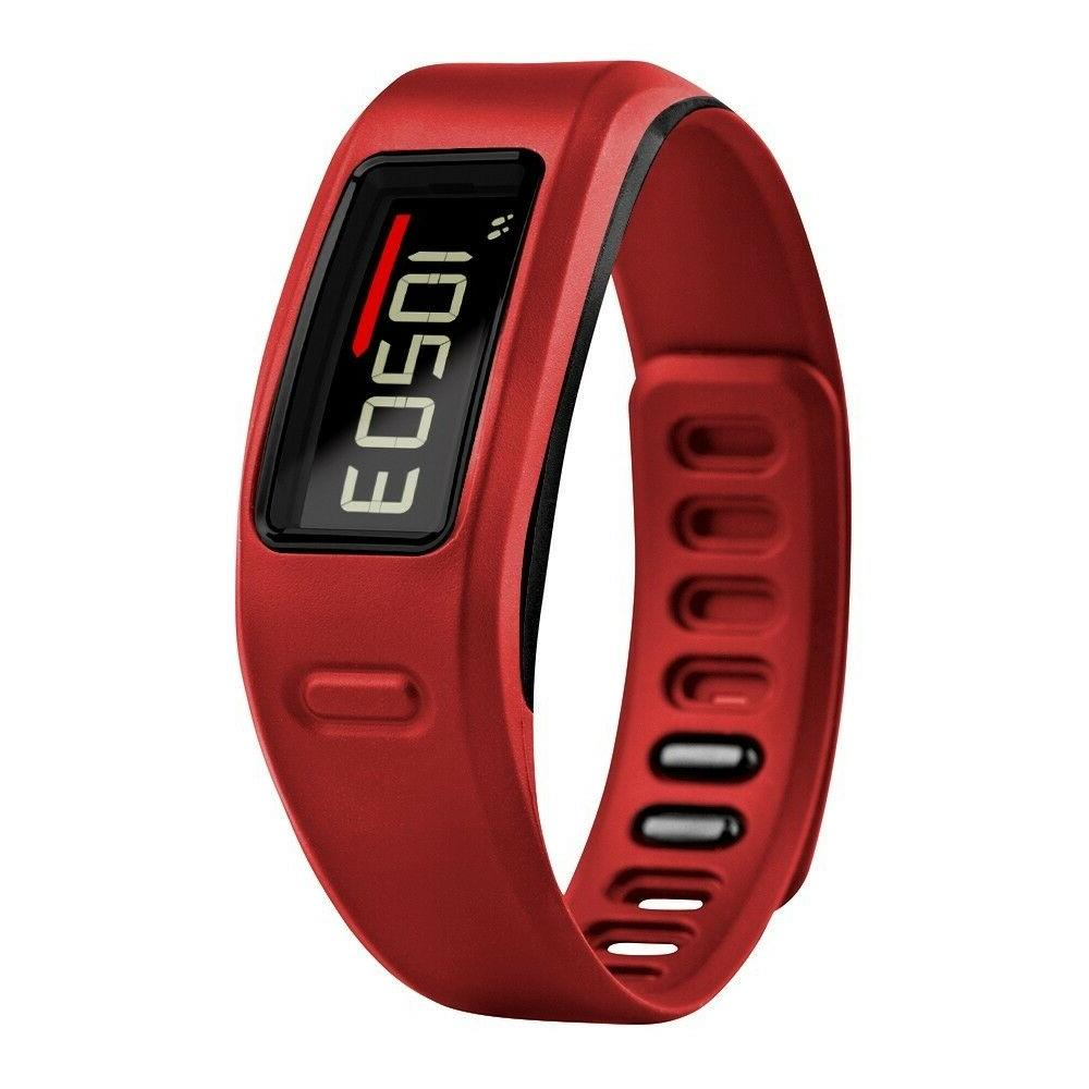 vivofit activity tracker red brand new in