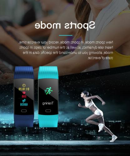 Waterproof Tracker Heart Rate Band for Men