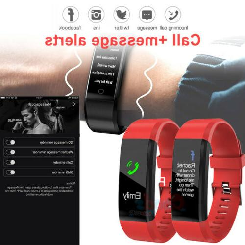 Waterproof Smart Fitbit Heart Fitness