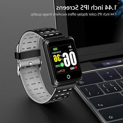 Waterproof Smart Blood Pressure Rate Monitor Health
