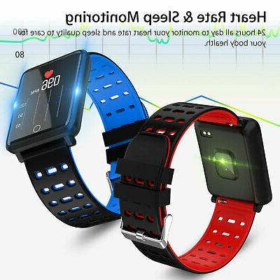 Waterproof Blood Heart Rate Monitor