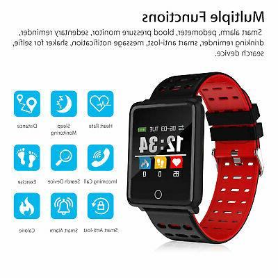 Waterproof Sport Smart Blood Heart Monitor Health