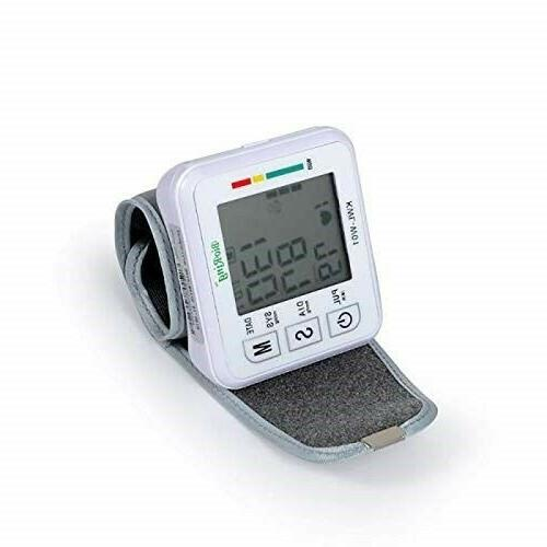 Wrist Automatic Pressure Monitor Voice Reminder