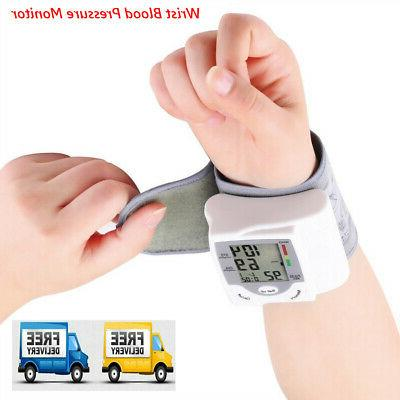 wrist high blood pressure monitor bp cuff