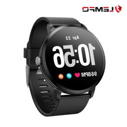 LEMFO V11 Smart Watch Bracelet Heart Rate Blood Pressure Men