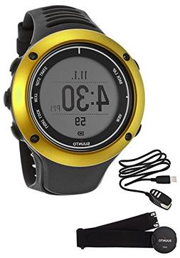 Suunto Lime Ambit 2S Watch w/ Heart Rate Monitor