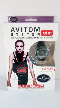 MIO Motiva ECG Accurate Strapless Heart Rate Monitor w/ Extr
