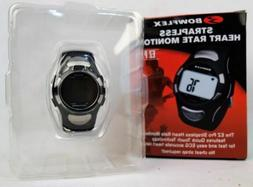 NEW BOWFLEX EZ PRO HEART RATE MONITOR WATCH -BLACK
