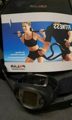 NewPolar FS2C Heart Rate Exercise Monitor Watch & Transmitte