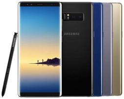 New Samsung Galaxy Note 8 SM-N950U 64GB GSM Factory Unlocked