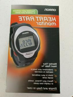 NEW Omron Heart Rate Monitor Sport Watch Strap w/Case HR-100