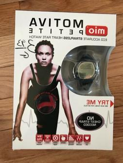 new motiva petite heart rate monitor watch