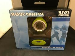 Pyle new PHRM38GR Green Heart Rate Monitor Watch, Calorie Co