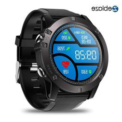 NEW Zeblaze VIBE 3 Pro Full Round Touch,Real-time Weather,Op