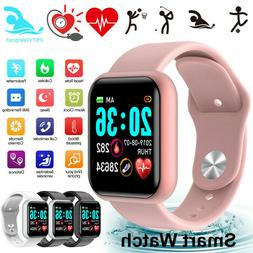 New Waterproof Bluetooth Smart Watch Phone Mate For iPhone I
