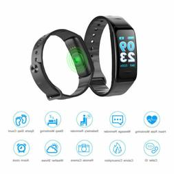 Original C1 Plus HR Smart Bracelet Wristband Tracker Sleep H