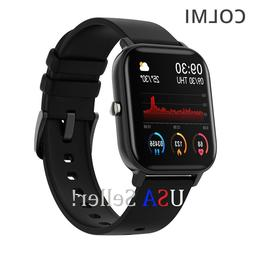P8 Colmi Smart Watch Bluetooth Heart Rate Blood Pressure Mon