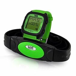 Pyle Smart Fitness Heart Rate Monitor - Digital Sports Wrist
