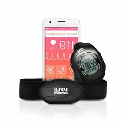 psbthr70bk black bluetooth fitness heart
