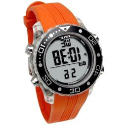 Pyle PSNKW30O Snorkeling Master with Dive Duration, Depth, W