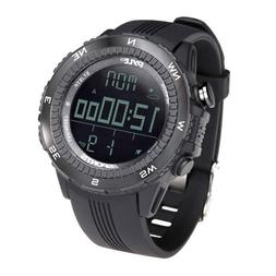 Pyle PSWWM82BK Digital Multifunction Sports Watch with Altim