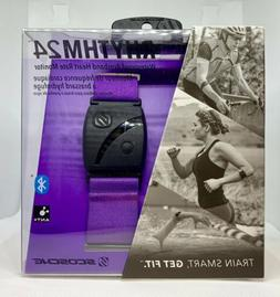 Scosche Rhythm 24 Heart Rate Monitor Purple