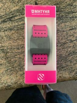 Scosche Rhythm+ Heart Rate Monitor Armband - Pink - Authoriz