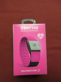 Scosche RHYTHM+  Heart Rate Monitor PINK