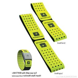 Scosche Rhythm+ Replacement Strap - Green Velcro Strap For S
