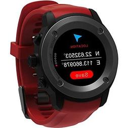 Running GPS Units Watch Heart Rate Monitor Wrist Sport Smart