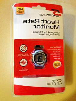 S7 Heart Rate Monitor Fitness Running Watch One Touch Techno