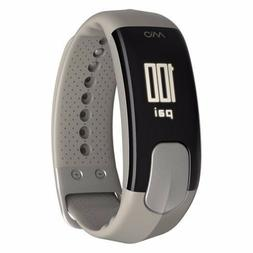 Mio Slice ALL Day Heart Rate + Activity Tracker Stone Size S