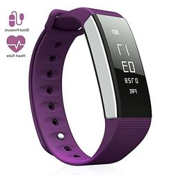 LePan Smart Watch Blood Pressure Heart Rate Fitness Wristban