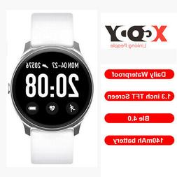 XGODY Smart Watch Fitness Activity Heart Rate Monitor Health