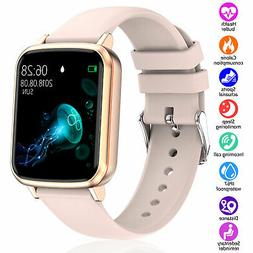 Smart Watch Fitness Tracker For Android Heart Rate Monitor B
