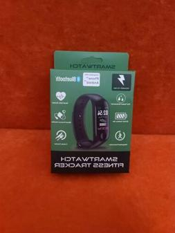 Smart Watch Fitness Wristband Band Heart Rate Blood Pressure