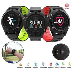 Smart Watch GPS Heart Rate Detection Altimeter Barometer The