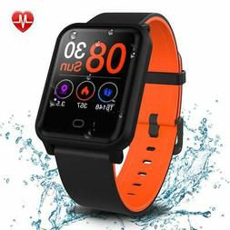 Fitpolo Smart Watch Health Fitness Tracker, Activity Tracker