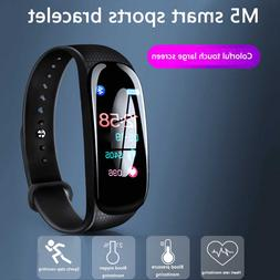 smart watch heart rate monitor blood pressure