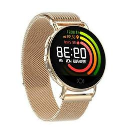 Smart Watch Men Women Heart Rate Monitor Blood Pressure Fitn