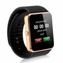 Smart Watch Touch Screen Bluetooth WristWatch for Android Wo
