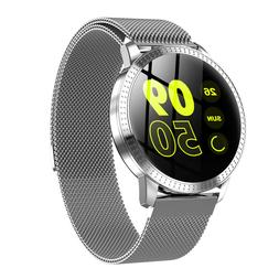 smart watch w heart rate fitness activity
