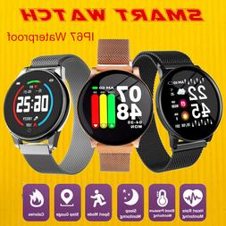 Smart Wristband Watch Bracelet Heart Rate Monitor Blood Pres