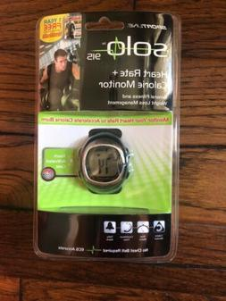 Sportline Solo 915 Heart Rate + Calorie Monitor Wrist Watch
