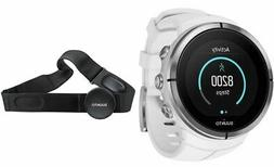 Suunto Spartan Ultra White Chest Heart Rate